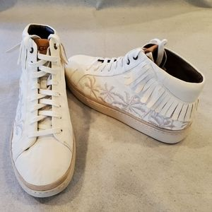 New Mens UGG Cali Lace High Top Size 13 Shoes